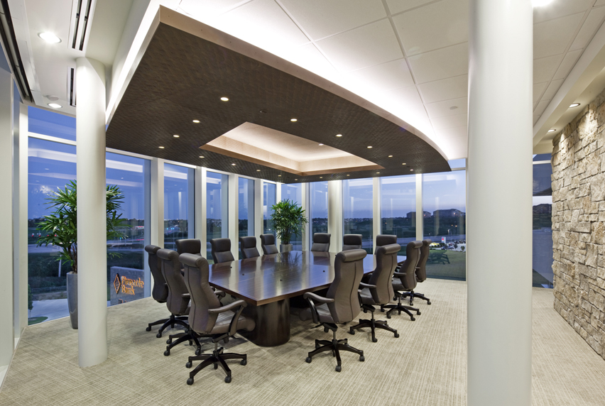 Pinnacle Bank Corporate Headquarters Pml Construction